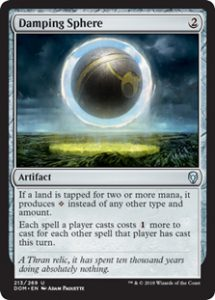 Damping Sphere (FOIL)