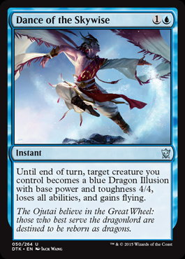 Dance of the Skywise (FOIL)