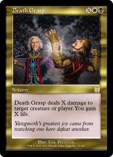 Death Grasp (FOIL)