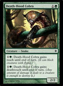 Death-Hood Cobra