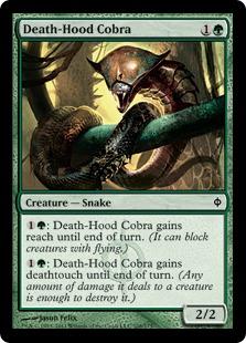 Death-Hood Cobra (FOIL)