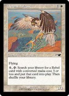 Defiant Falcon