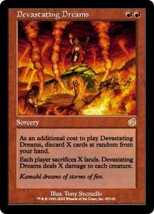 Devastating Dreams