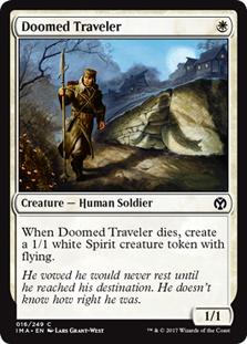 Doomed Traveler (FOIL)