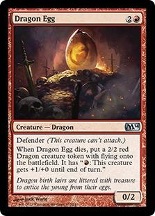 Dragon Egg (FOIL)