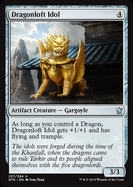 Dragonloft Idol (FOIL)
