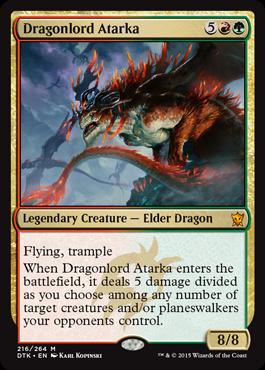 Dragonlord Atarka