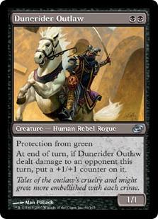 Dunerider Outlaw (FOIL)
