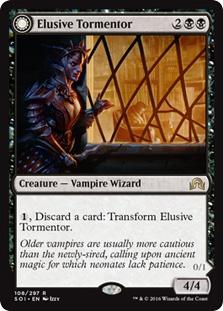 Elusive Tormentor - Insidious Mist