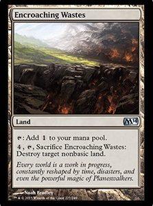 Encroaching Wastes (FOIL)