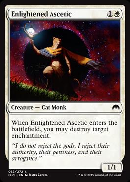 Enlightened Ascetic