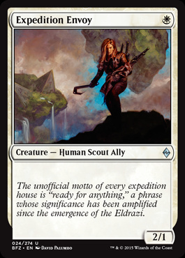 Expedition Envoy (FOIL)