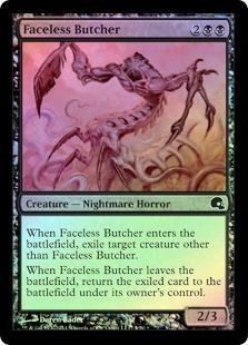 Faceless Butcher (FOIL)