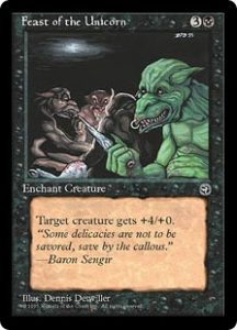 Feast of the Unicorn (Goblins)