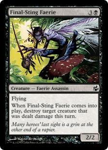 Final-Sting Faerie