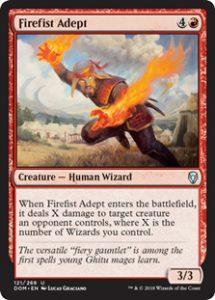 Firefist Adept (FOIL)