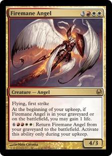 Firemane Angel