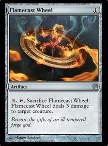 Flamecast Wheel (FOIL)
