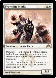 Frontline Medic (FOIL)