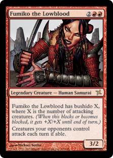 Fumiko the Lowblood