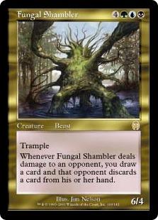Fungal Shambler (FOIL)