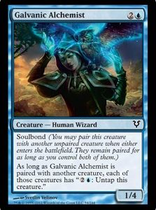 Galvanic Alchemist (FOIL)