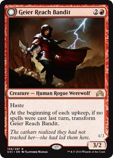Geier Reach Bandit - Vildin - Pack Alpha