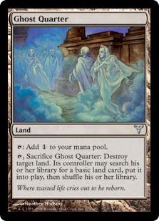 Ghost Quarter (FOIL)