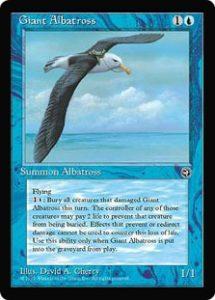Giant Albatross (Ocean)