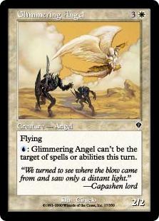 Glimmering Angel