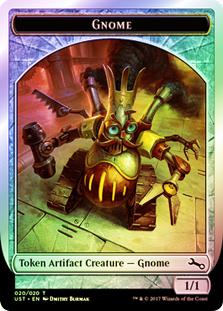 Gnome Token - 020/020 (Unstable)