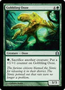 Gobbling Ooze