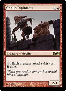 Goblin Diplomats (FOIL)
