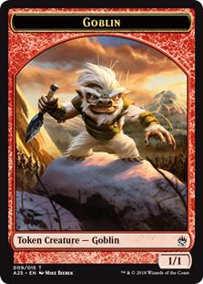 Goblin Token (Masters 25)
