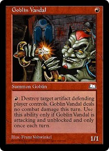 Goblin Vandal
