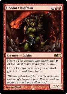 Goblin Chieftain