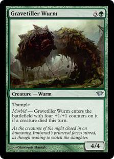 Gravetiller Wurm (FOIL)