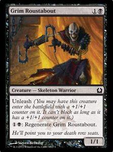 Grim Roustabout (FOIL)