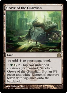 Grove of the Guardian (FOIL)