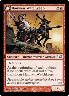 Hanweir Watchkeep