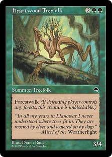Heartwood Treefolk