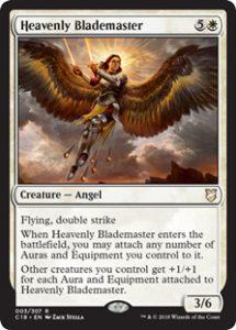 Heavenly Blademaster