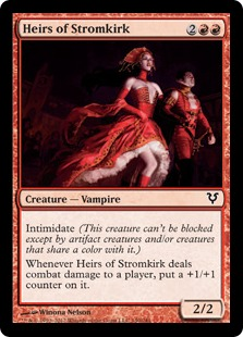Heirs of Stromkirk