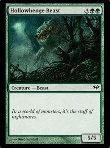 Hollowhenge Beast (FOIL)