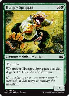 Hungry Spriggan (FOIL)