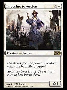 Imposing Sovereign