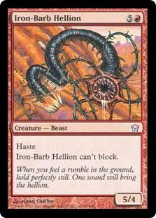 Iron-Barb Hellion