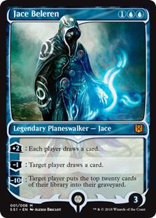 Jace Beleren (Signature Spellbook: Jace)