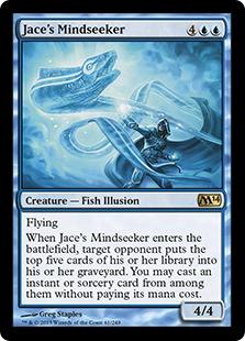 Jace's Mindseeker (FOIL)
