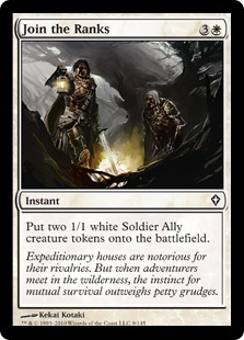 Join the Ranks (FOIL)